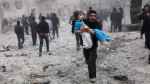 US bombings kill civilians in Syria
