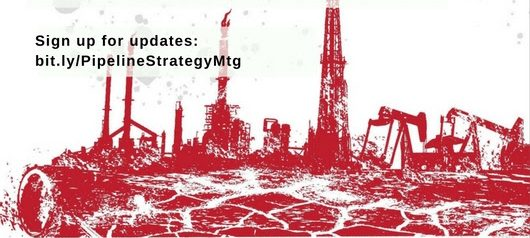 Fracked Gas Infrastructure Strategy Meeting