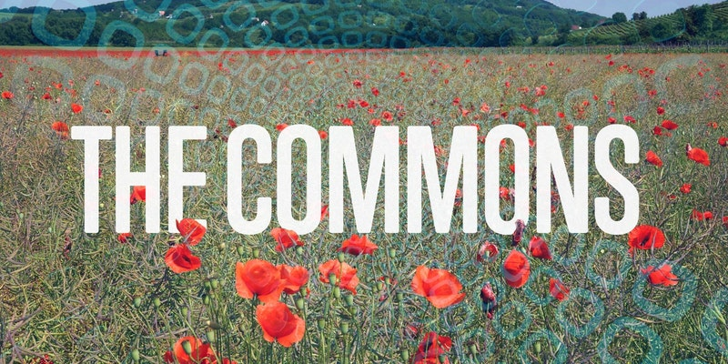 Reinventing The Commons