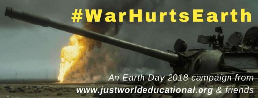 War Hurts Earth