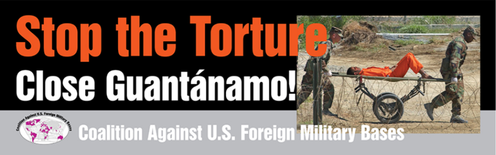 Global Action Against Illegal Occupation Of Guantanamo