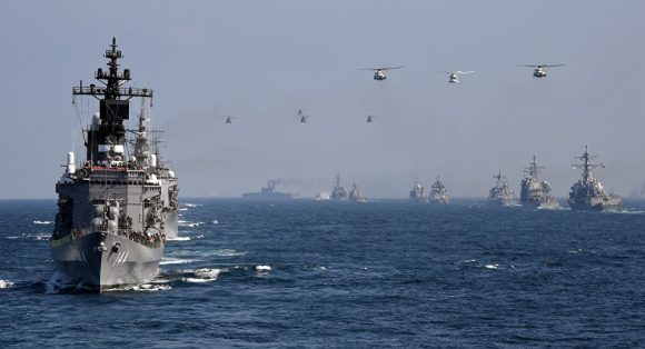japan s korea us to hold joint war games e1517711763140