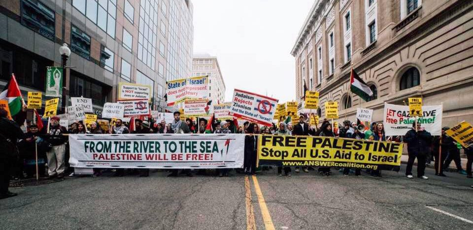 Support Palestine March