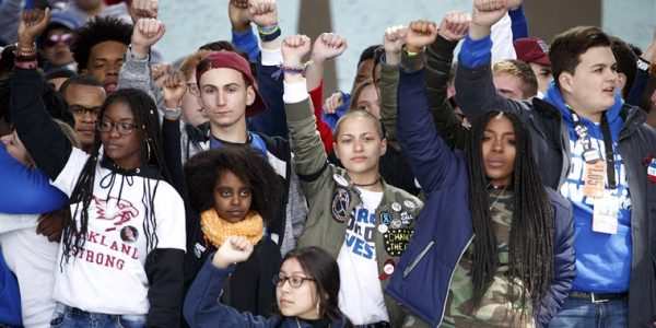 march for our lives in washington dc from nbc news. e1522525761289