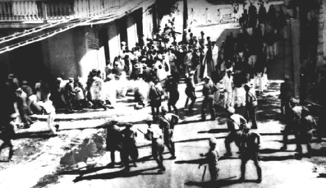 Военные подавления протестов в Пуэрто-Рико c 1937 по 2018 год.