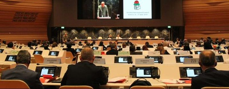 Socialist International Of 140 Global Political Parties Adopts BDS, Calls For Military Embargo On Israel