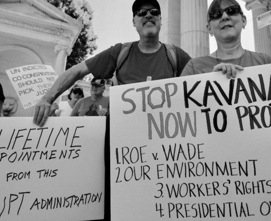 kavanaugh protest reject for lots of reasons. photofrom naral on twitter 2 e1538326292104