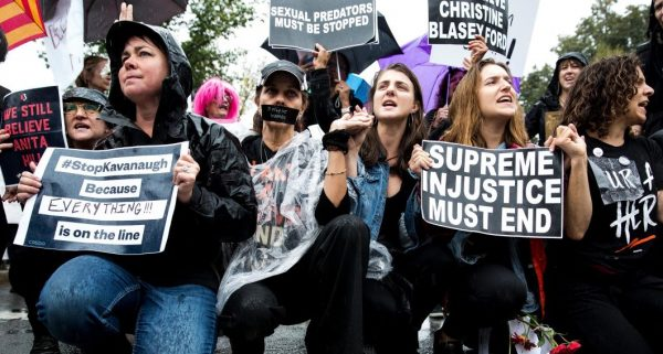 kavanaugh protest supreme injustice must end e1538325159258