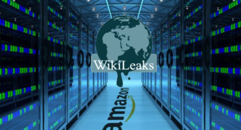WikiLeaks Releases A Detailed List Of All Amazon Web Services Data