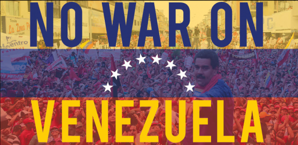 Global Day Of Action To Stop U.S. War, Mobilize Solidarity With Venezuela