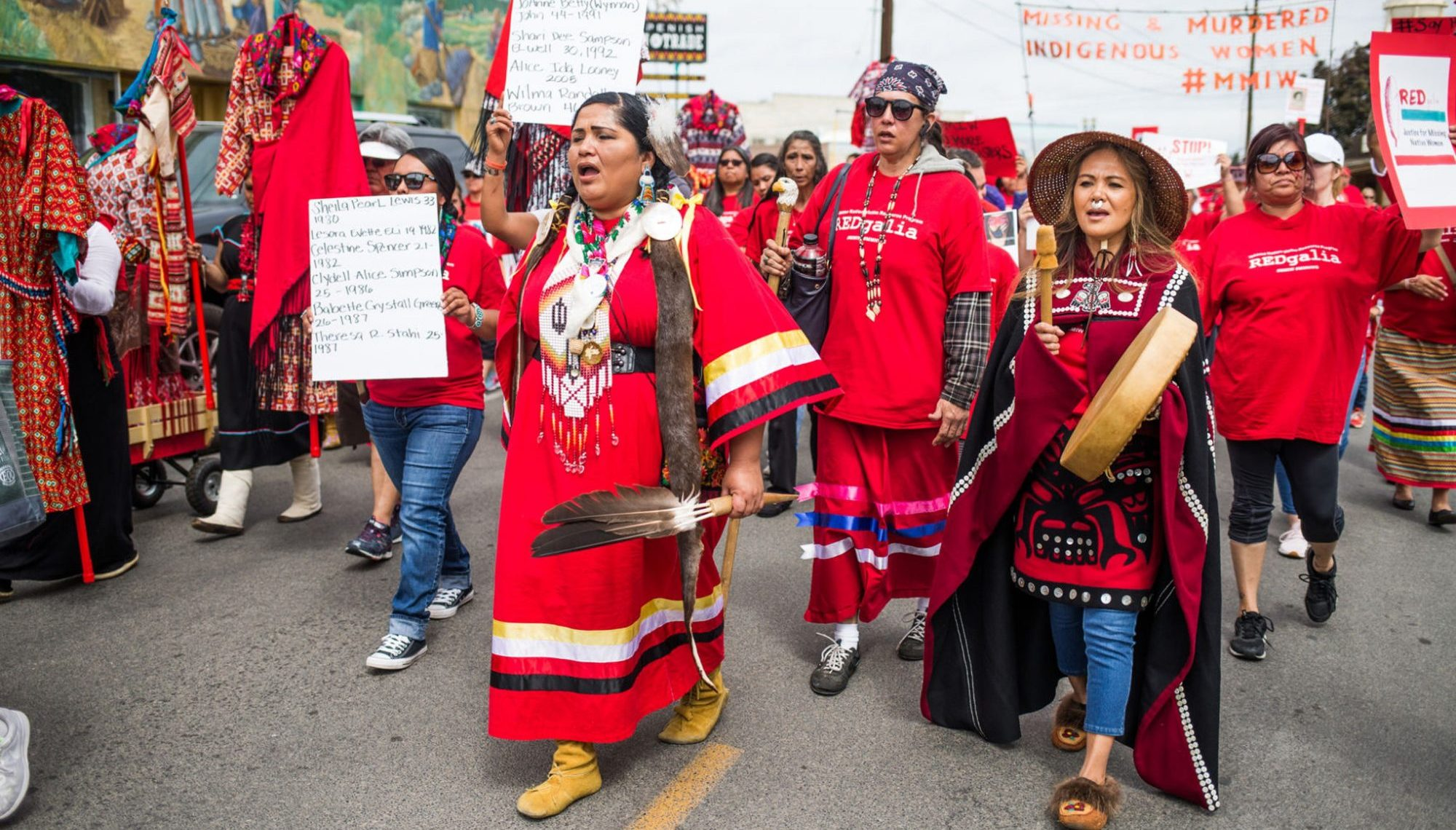 Honor Missing And Murdered Indigenous Women