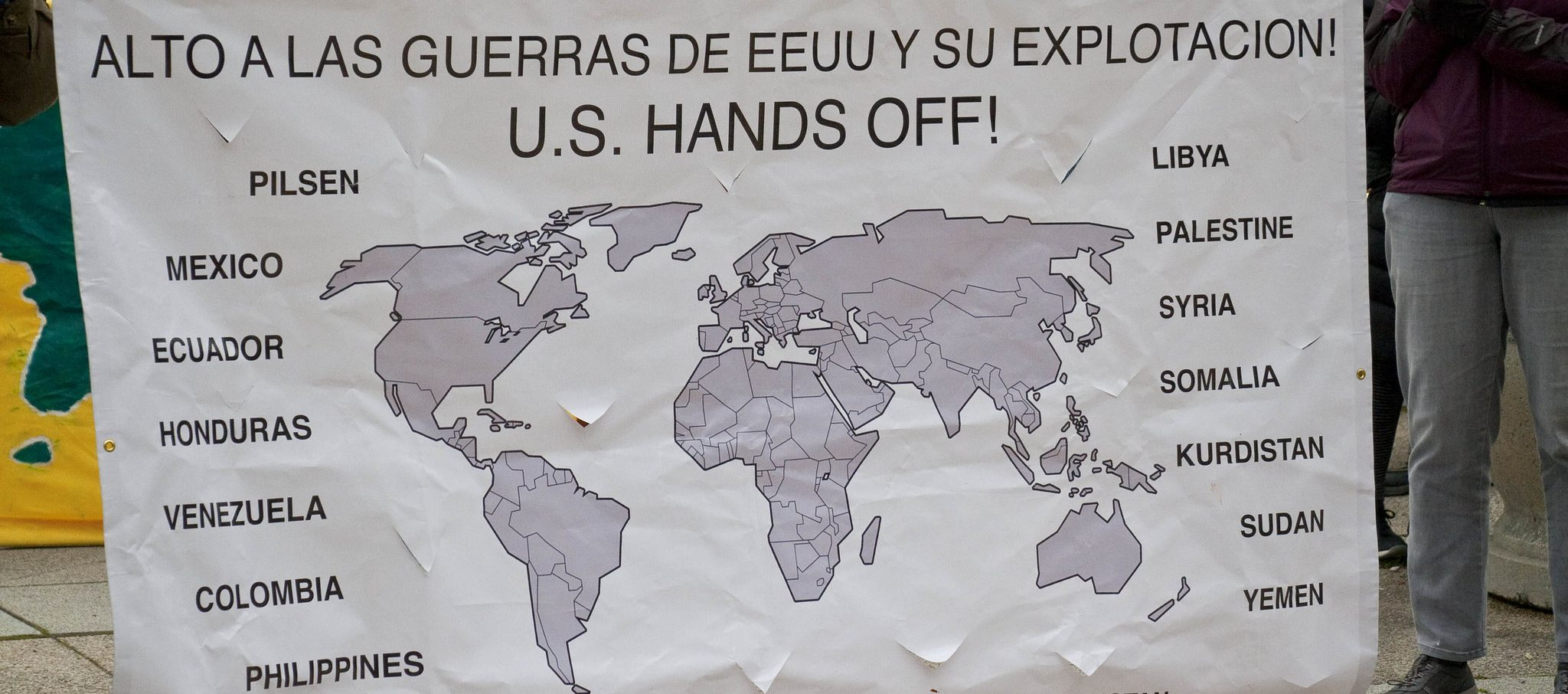 You Don't Hear About It But The U.S. Blockade Is Killing The Venezuelan People