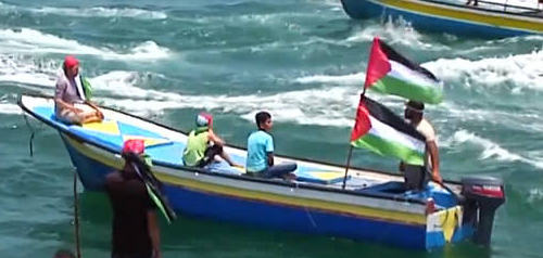 North American Freedom Flotilla For Gaza