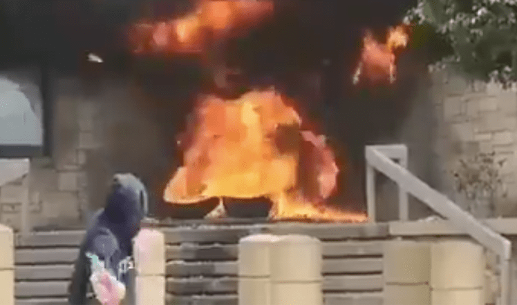 Why Hondurans Set Fire To The US Embassy | PopularResistance Org
