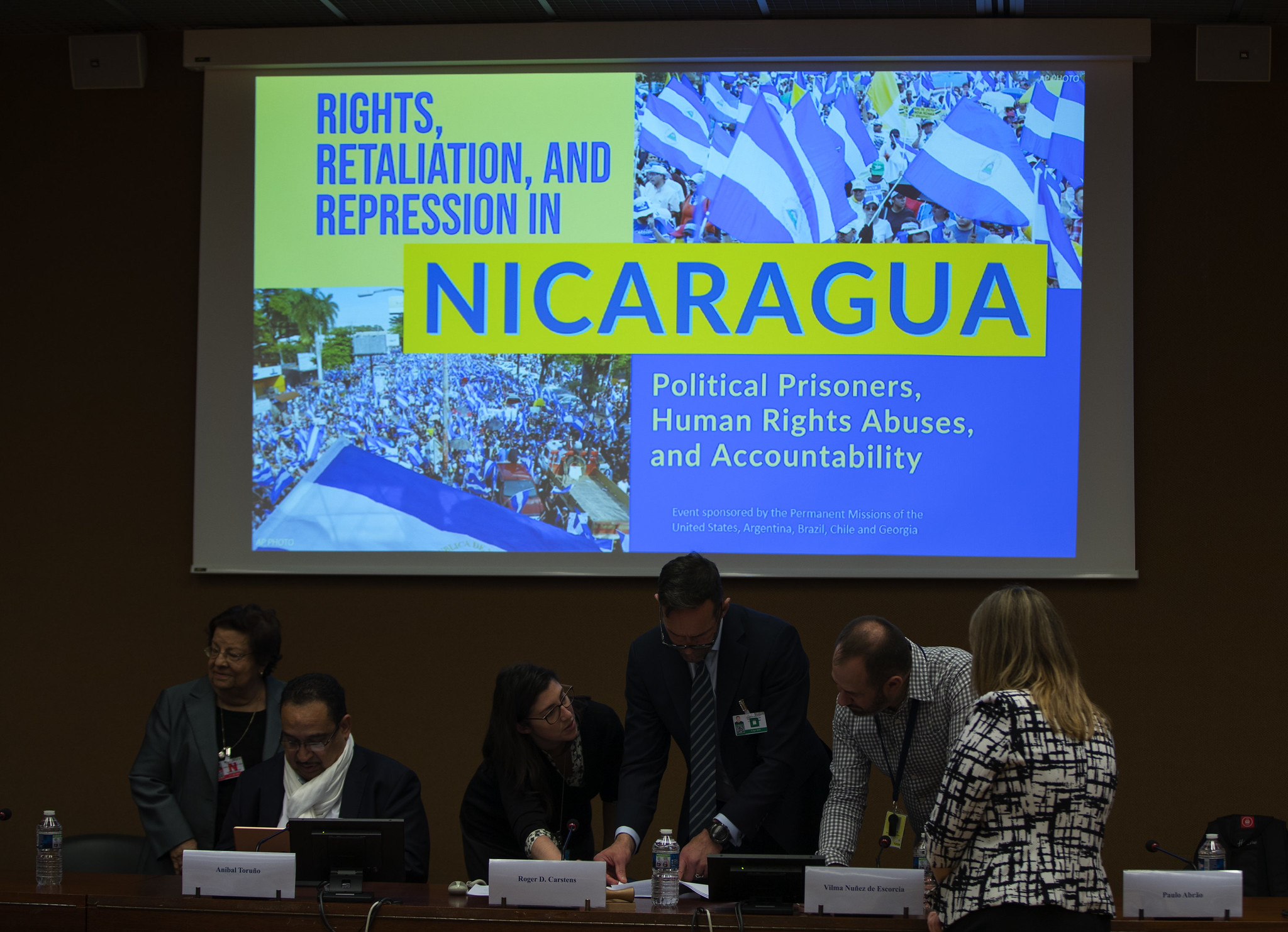 The Rise And Fall Of Nicaragua's 'Human Rights' Organizations