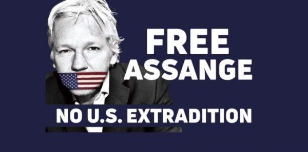 Support Julian Assange