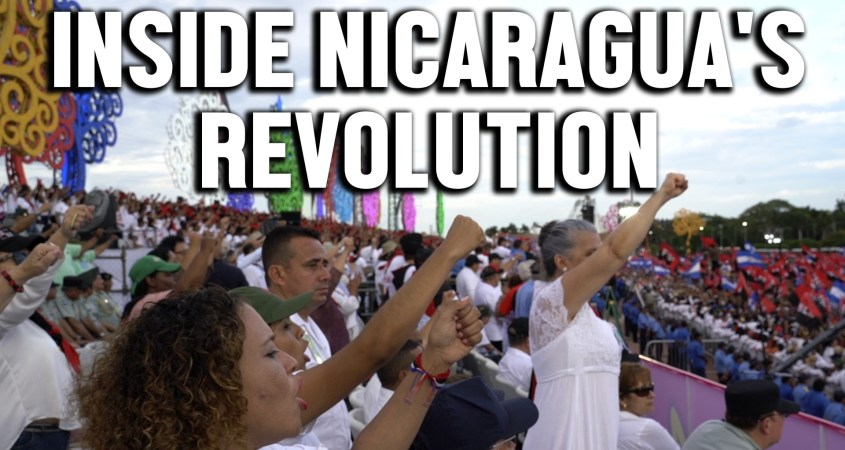 Nicaragua's Sandinista Revolution Is Still Thriving, After 40 Years