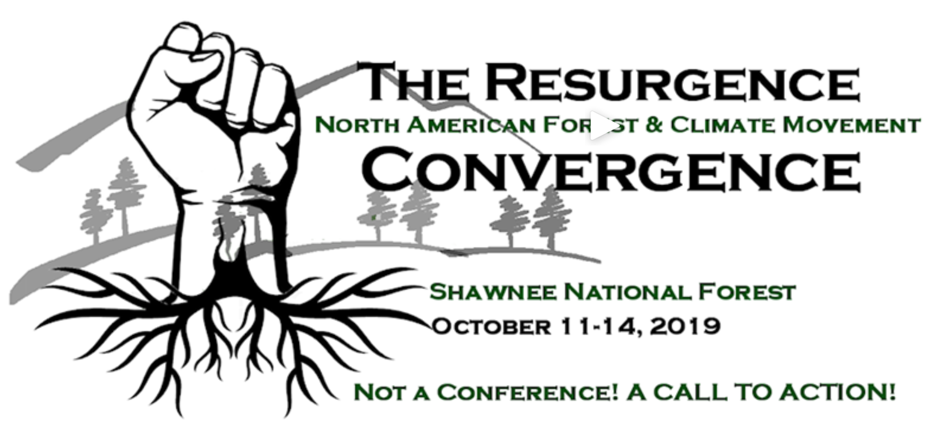 North American Forest And Climate Movement Convergence