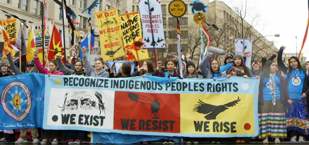 Goodbye Columbus – Hello Indigenous Peoples Day