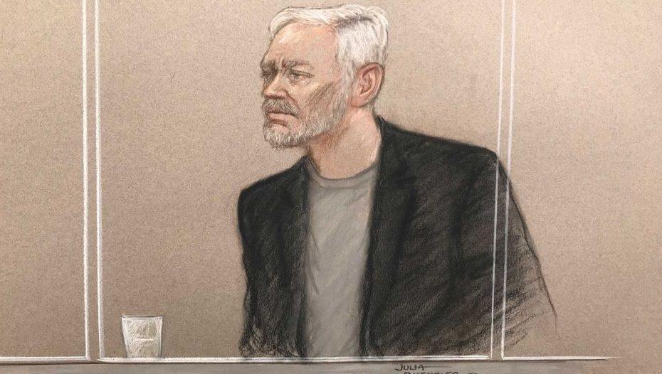 Assange slowly being tortured