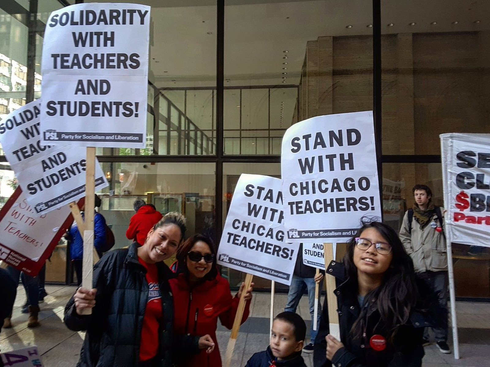 Chicago Teachers Prepare To Strike