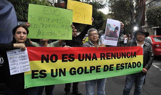 November 16: Day Of Solidarity With Bolivia