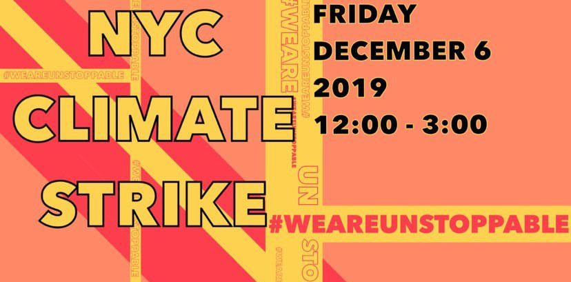 NYC Youth Climate Strike