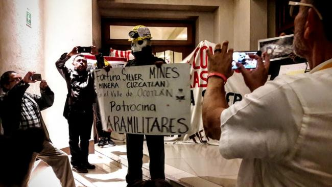 Mining Culture Wars Escalate In Oaxaca