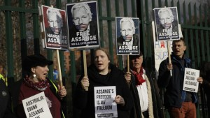 Assange: Empire Of Surveillance And Imperialism