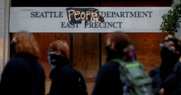 seattle autonomous zone peoples precinct by lindsey watson reuters 1 e1592158539737