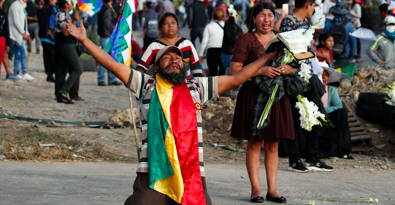 Twitter Targets Accounts Of Outlets Covering Unrest In Bolivia