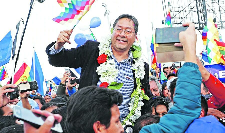 Bolivia: Añez Wants To Jail The Favored Candidate In The Coming Elections