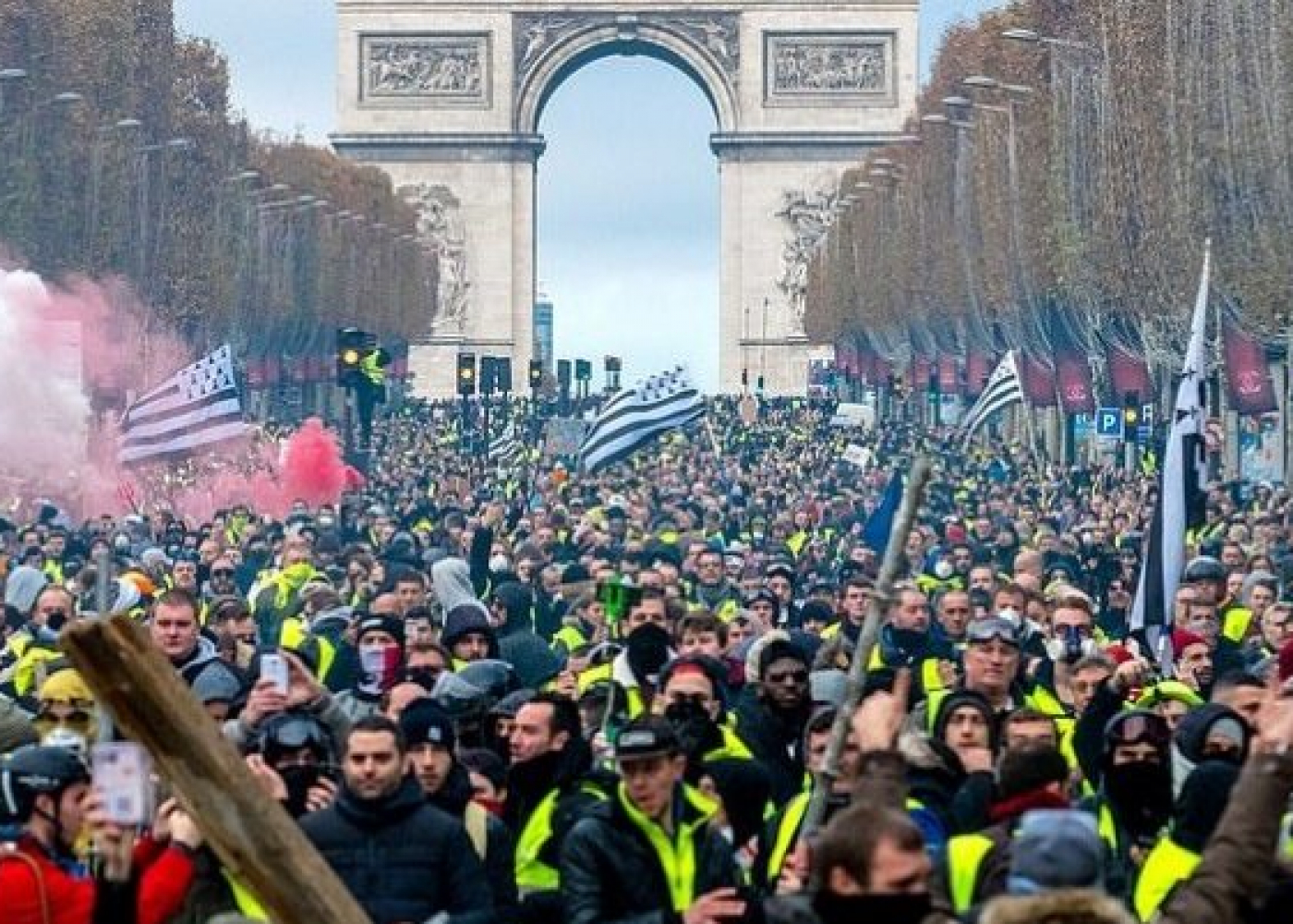 The Yellow Vests As Part Of The Global Revolt Against Neoliberalism