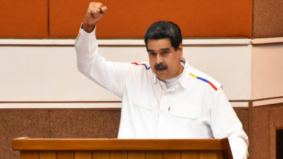 TIME Magazine Won't Say It, But Maduro Is The Man Of The Year