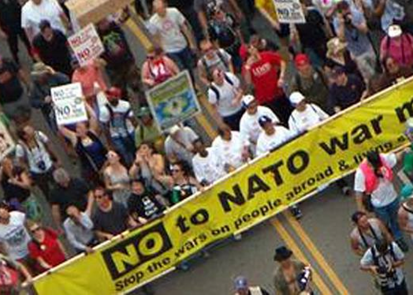 Beyond NATO: Time To Break The Silence, End NATO's Militarism